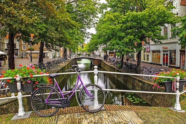 Нидерланды завершают программу по привлечению туристов в страну