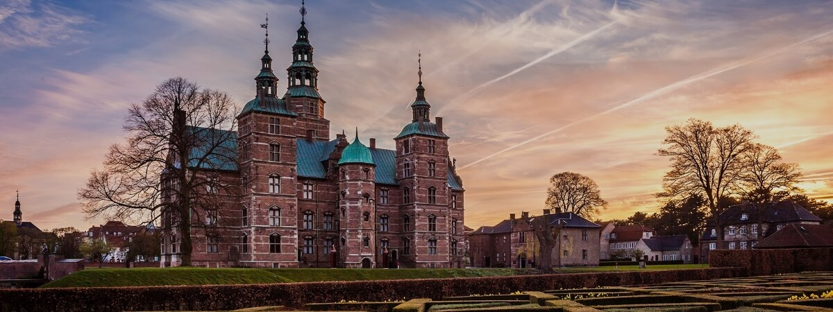 Розенборг в Дании