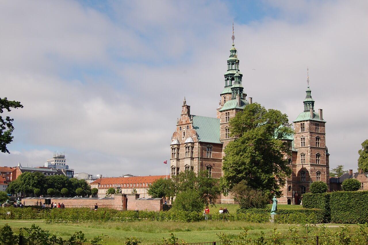 Розенборг в Копенгагене