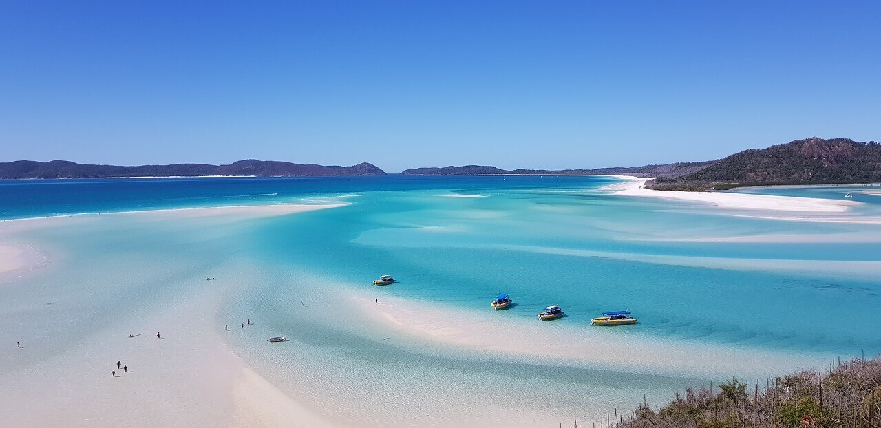 Уайтхэвен, Австралия