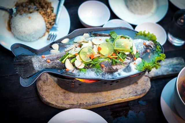 В Таиланде стартовал фестиваль морепродуктов