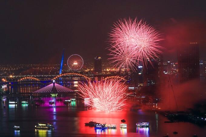 Всемирный фестиваль фейерверков пройдет в Дананге