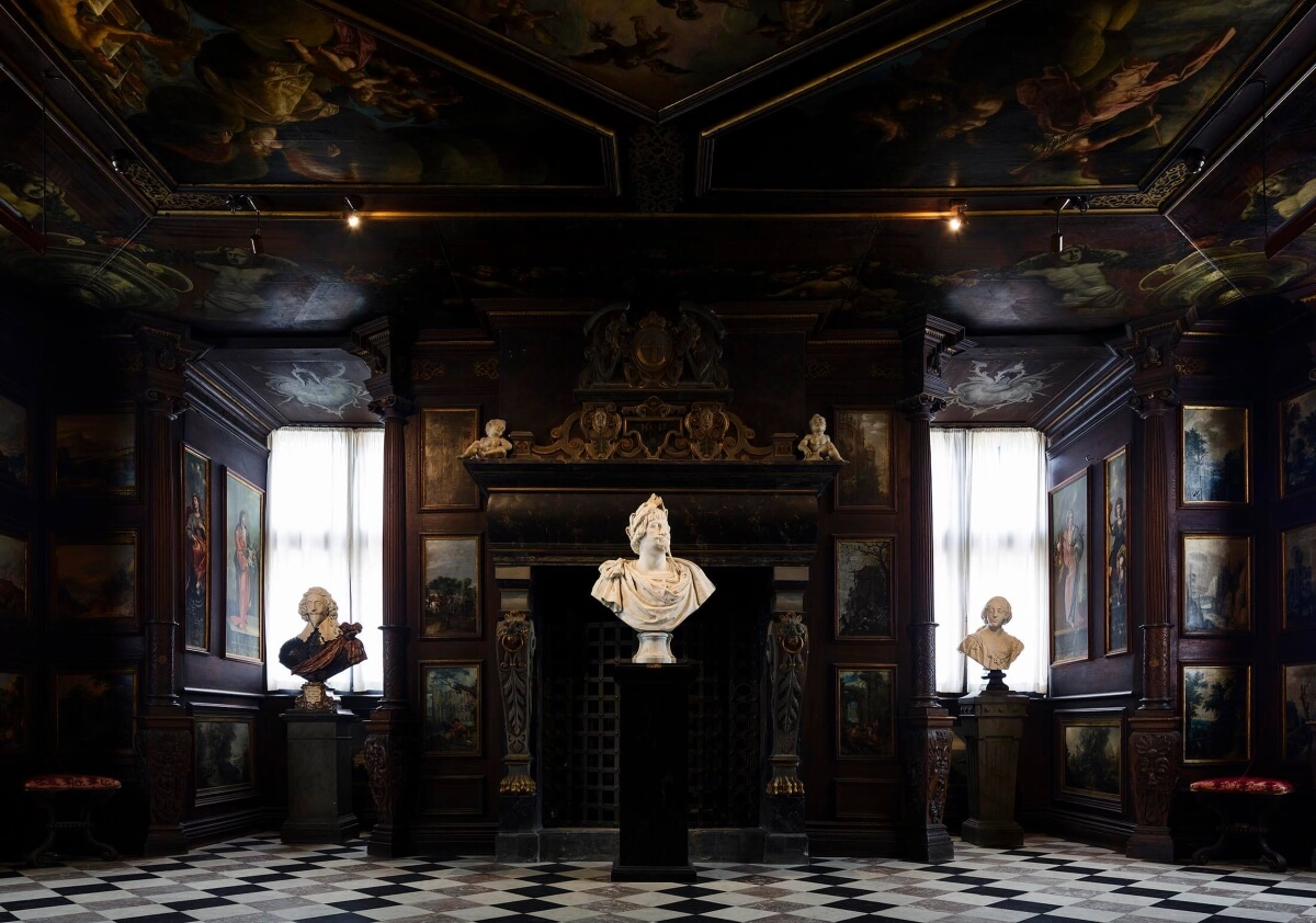 Зимняя комната Кристиана IV