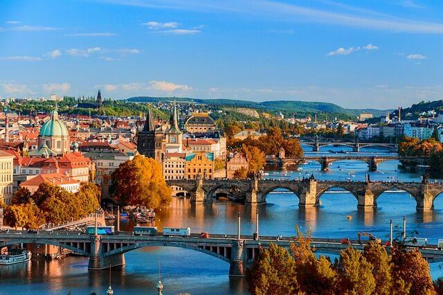 Чехия становится менее интересна российским туристам
