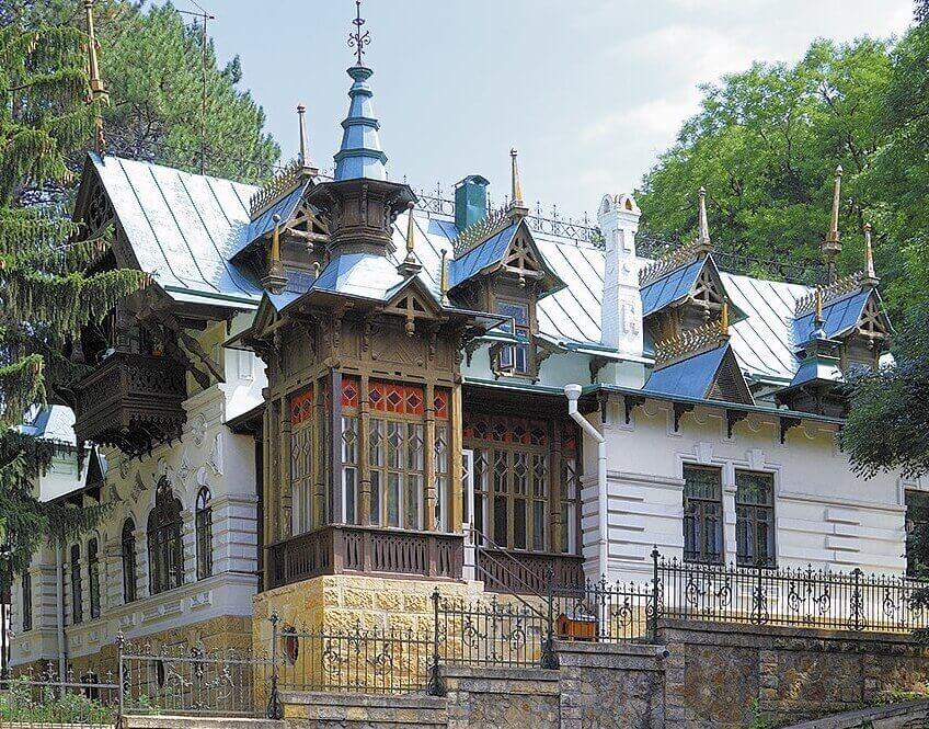 Дача Шаляпина в городе Кисловодск