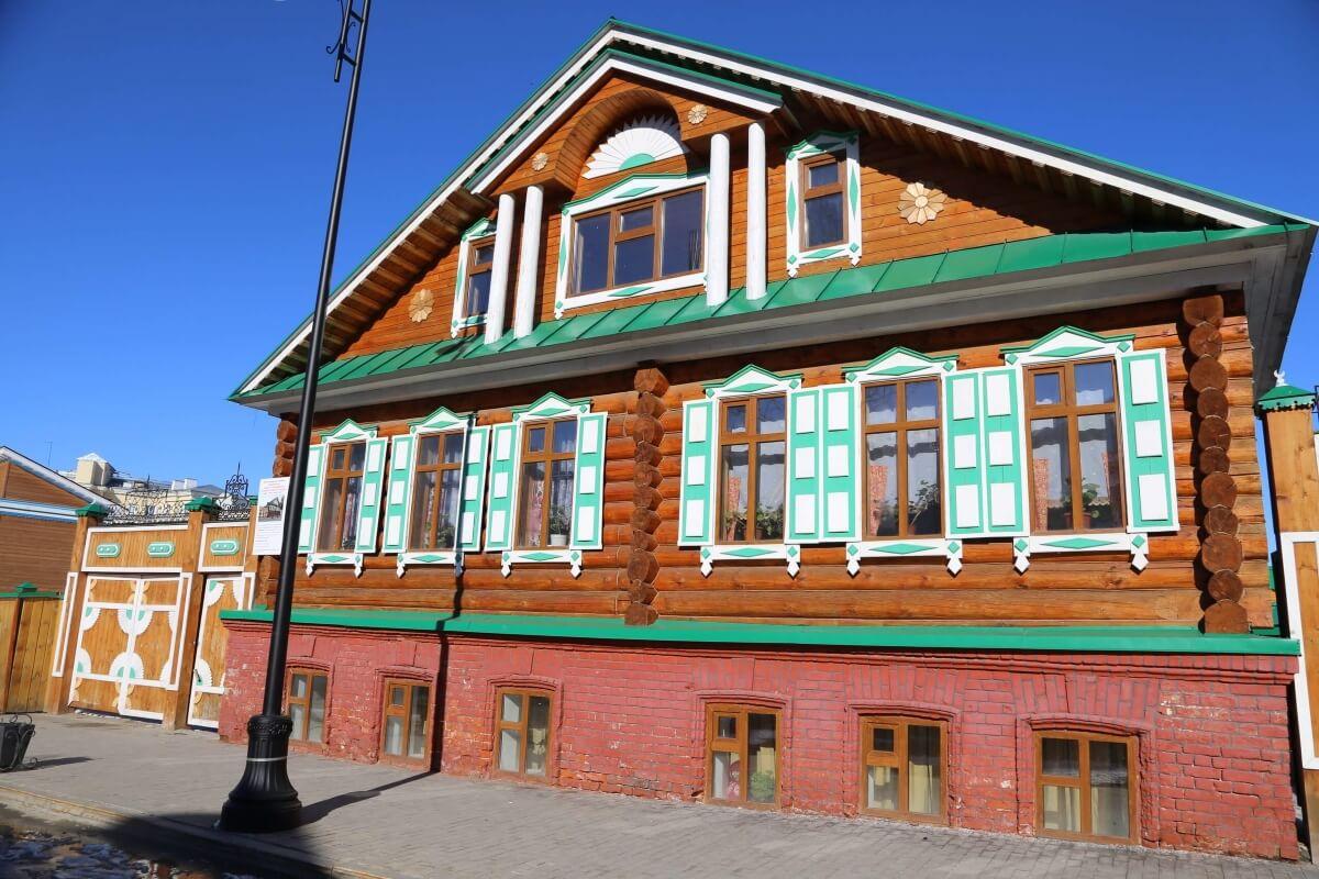Дом татарской культуры
