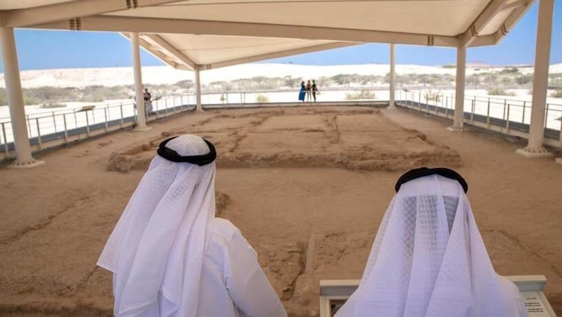 Эмираты открыли новый туристический объект