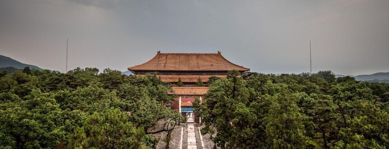 Гробницы императоров династии Мин