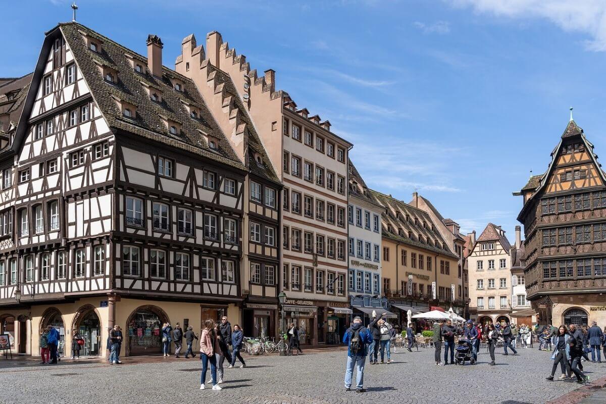 Исторический центр Страсбурга