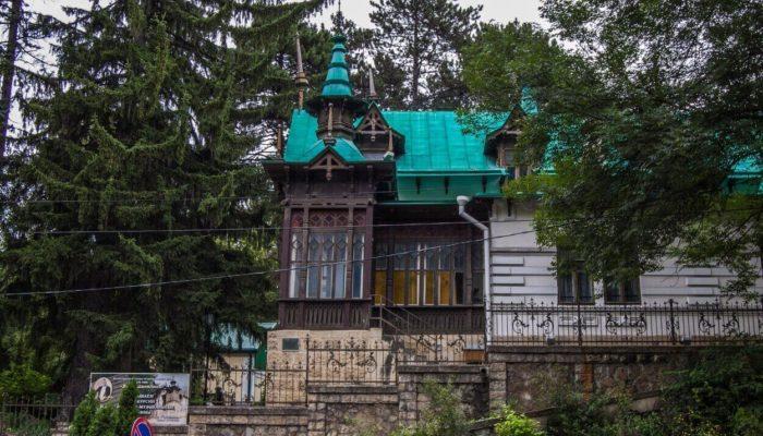 Дача Шаляпина – дом музыки в Кисловодске