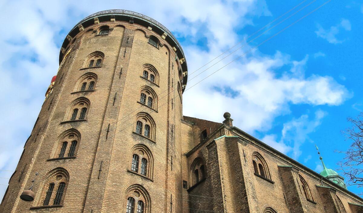 Круглая башня Копенгагена