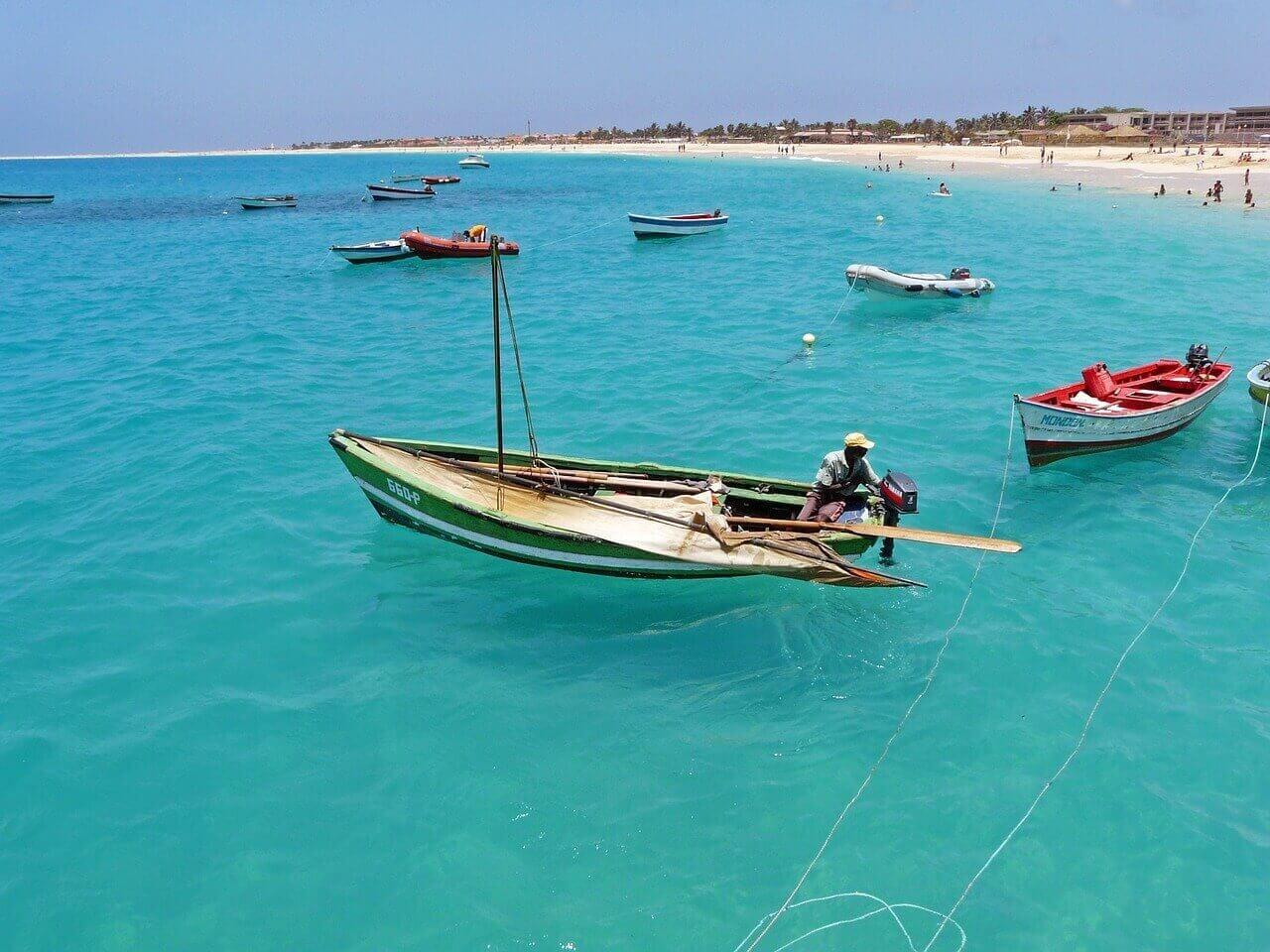 Острова Кабо-Верде
