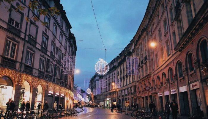 Топ-5 мест для вечерней прогулки по Страсбургу