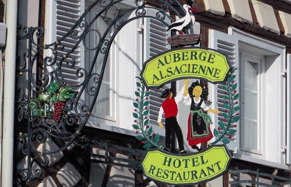 Ресторан в Страсбурге