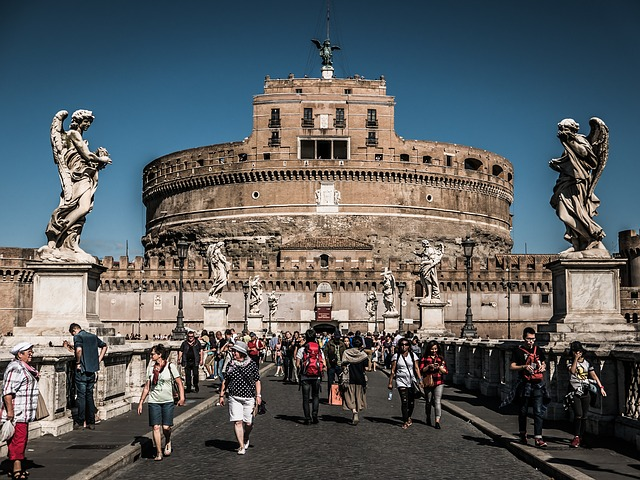 Рим - лучший город для семейного отдыха
