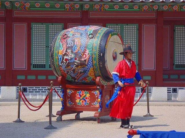 Фестиваль в Сеуле