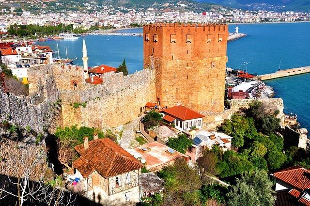 Туроператоры огласили популярные турецкие курорты
