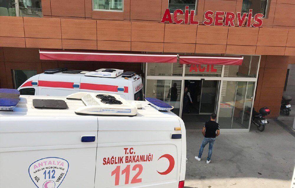 В Анталье произошел взрыв в клинике