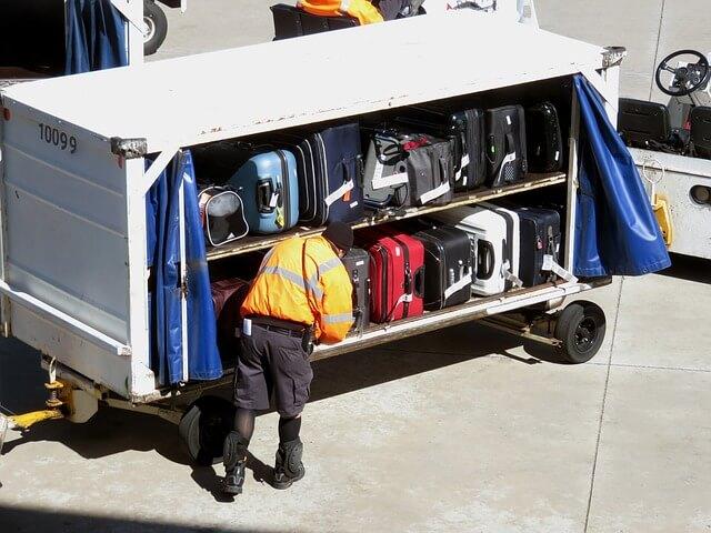 В Шереметьево наблюдается чемоданный коллапс