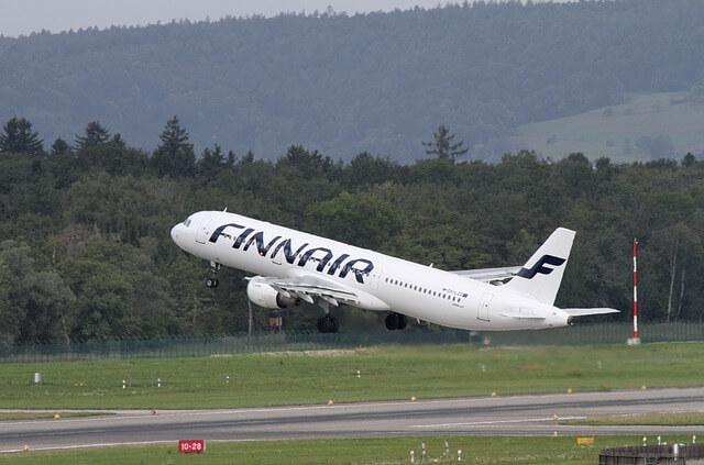 Finnair уходит из ряда российских городов