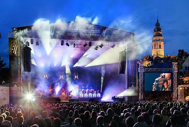 Музыкальный фестиваль в Крумлове