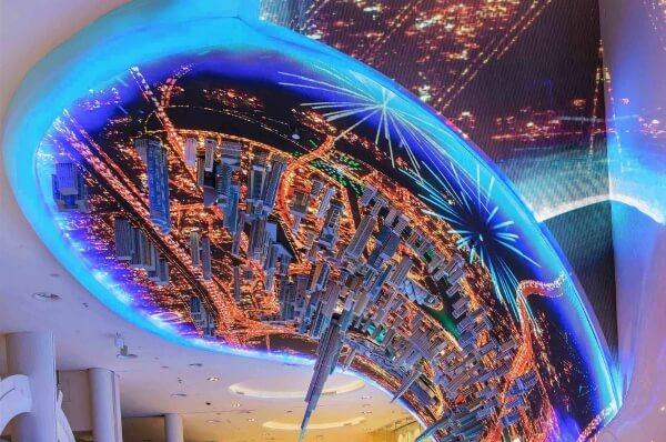 Новый аттракцион виртуальной реальности открылся в Дубае