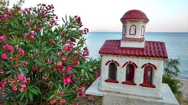 Ситуация на курортах полуострова Халкидики налаживается