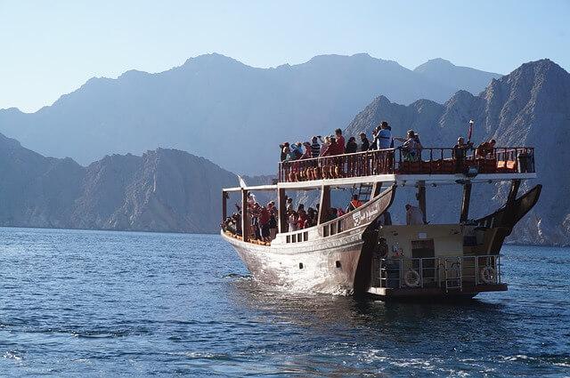 Россияне все чаще выбирают Оман для отпуска