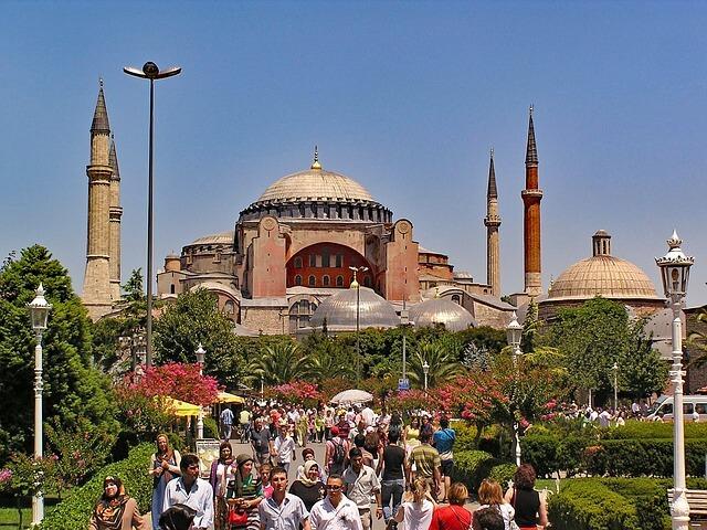 Турция повысила цены на билеты в музеи