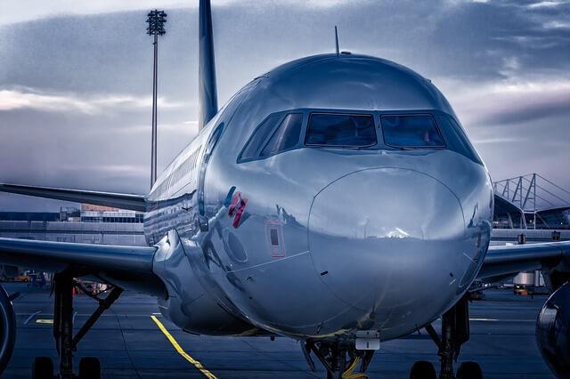 В Амстердаме столкнулись самолеты