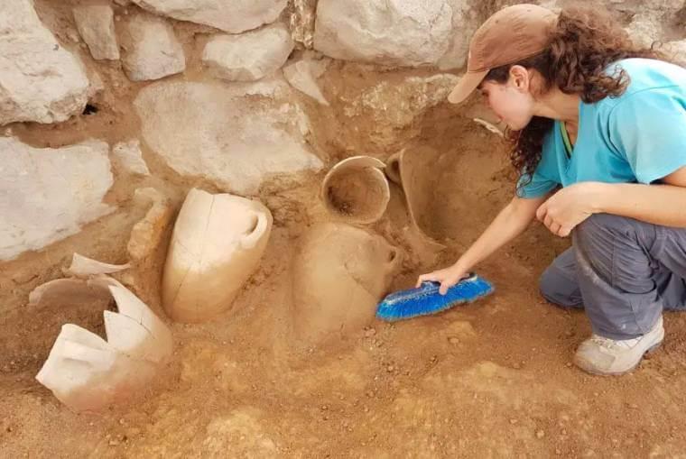 В Израиле нашли библейский город Секелаг