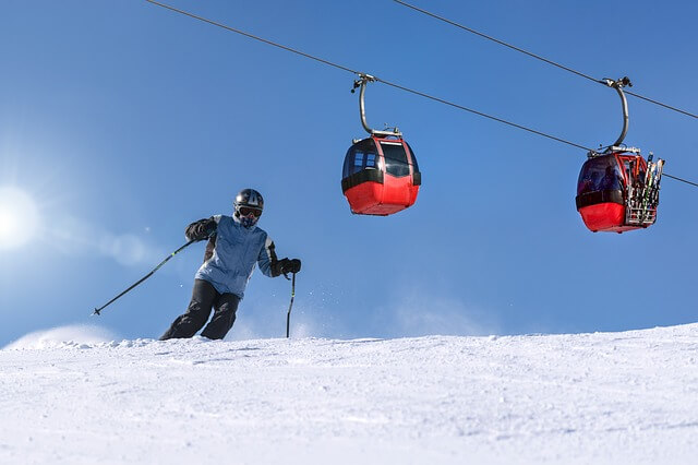 Власти Крыма задумываются о строительстве горнолыжного центра