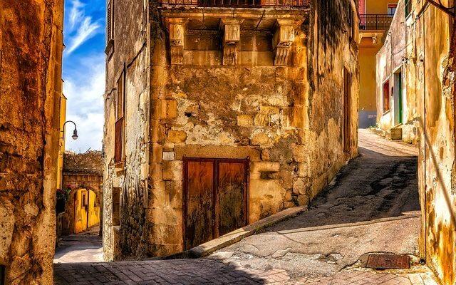 Власти Сицилии собираются восстановить город-призрак