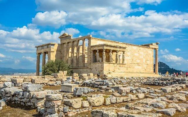 Российские туристы испуганы землетрясением в Афинах