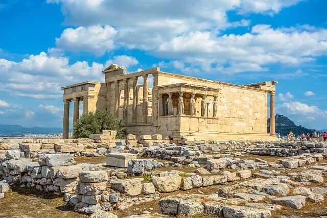Землетрясение в Афинах