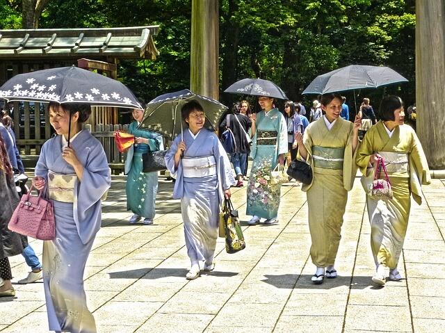 Аномальная жара в Японии