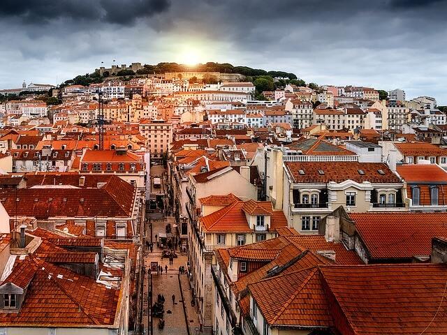 Экология все хуже в Лиссабоне