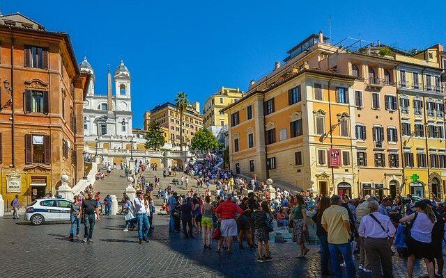 В Риме появился очередной запрет и штраф за его нарушение