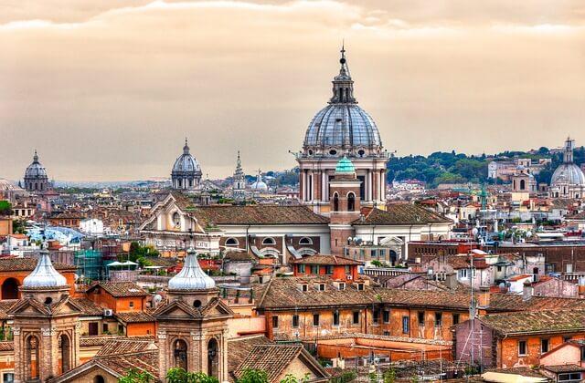 Рим вводит запреты