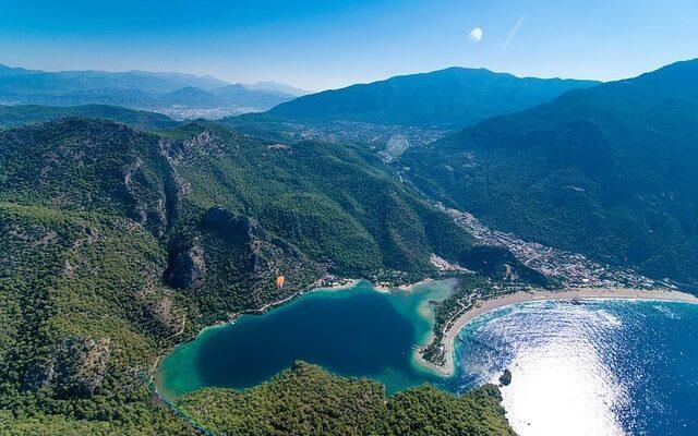 Британские эксперты назвали самые интересные курорты Турции
