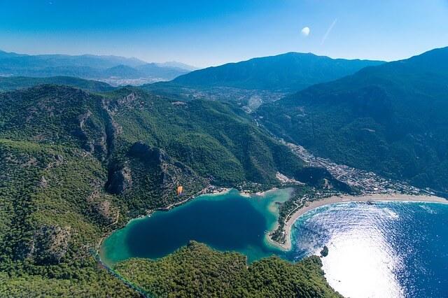 Самые интересные курорты Турции