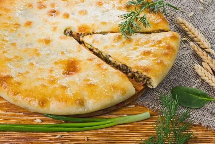 Фестиваль осетинского пирога