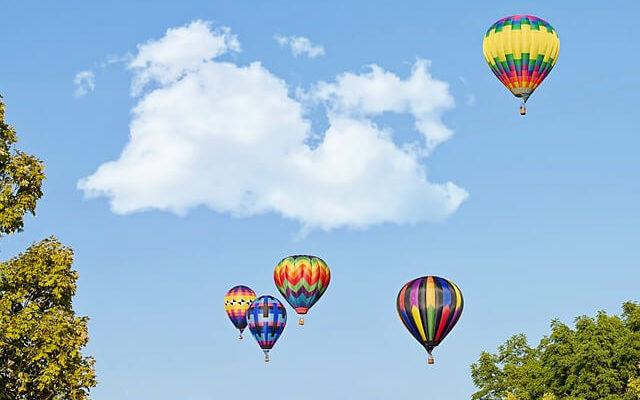 Ессентуки приглашают на фестиваль Воздушных шаров