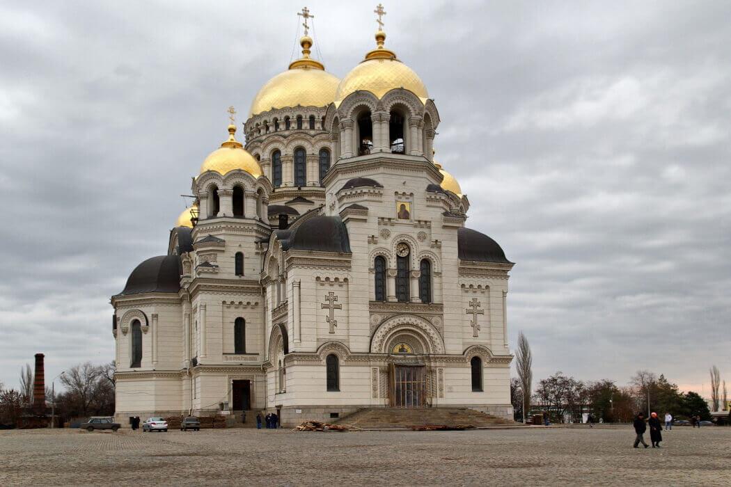 Храм в Новочеркасске