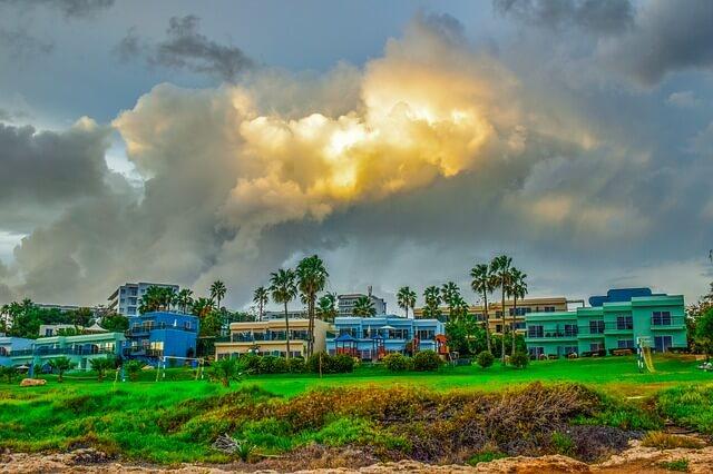 Ожидается разорение отелей на Кипре