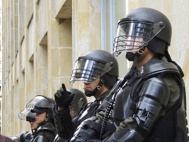 Преступность в Испании