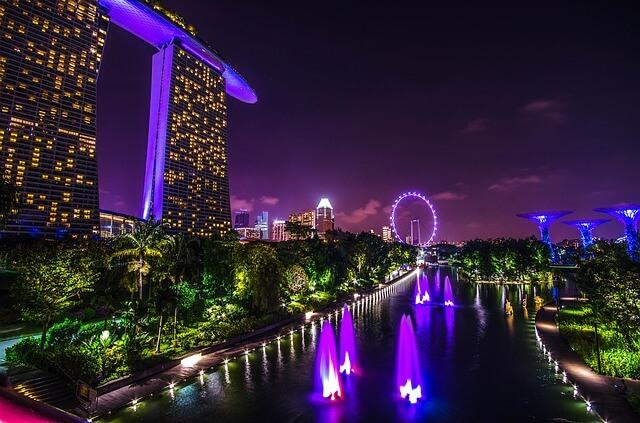Россияне не хотят лететь в Сингапур