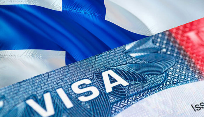 Спрос на финские визы резко упал