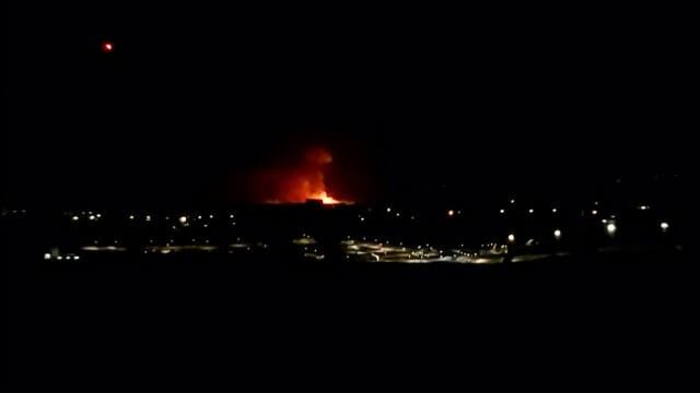 Взрыв в Северном Кипре