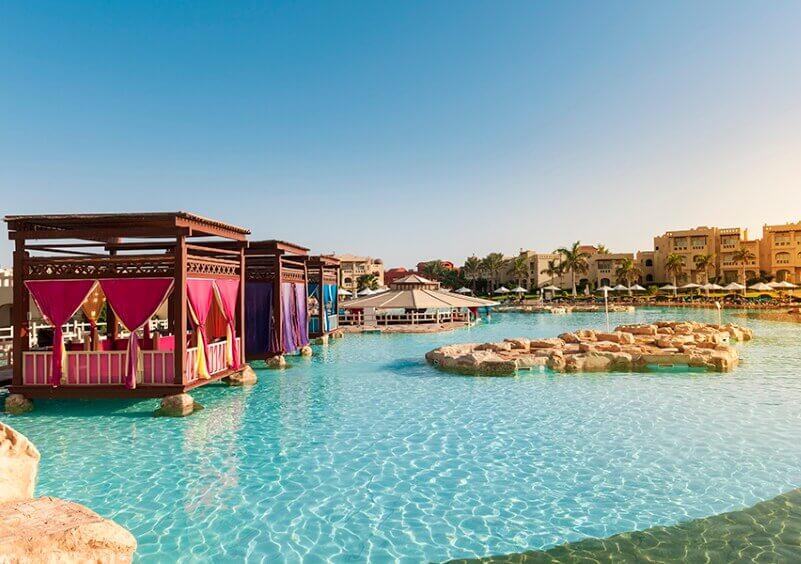 Бассейн в отеле Rixos Sharm El Sheikh
